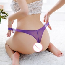 Transparent Womens Sexy G String Panties for Lady & Girls Women Ultra-Thin Briefs