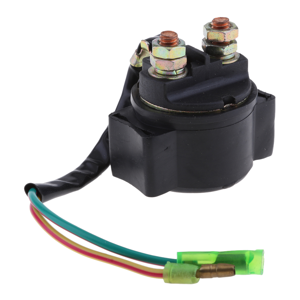 12V Starter Solenoid Relay for Yamaha Mariner 40 Hp Outboard Engine