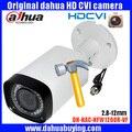 DAHUA HDCVI Câmera Da Bala DH-HAC-HFW1200R-VF CMOS de 2MP 1080 P IR 30 M IP67 2.7 ~ 12mm vari-focal-focal câmera de segurança lente HAC-HFW1200R-VF