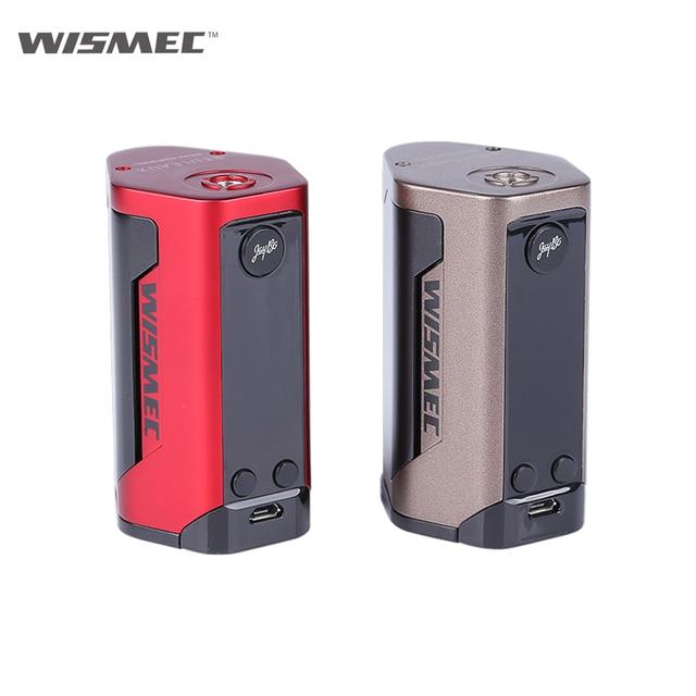 Оригинал 300 W Wismec Рел RX GEN3 MOD Vape для электронных сигарет Нет Grome бак испаритель wismec Рел rx2/3