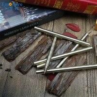 Produttori Hot Ottone Penna A Sfera Stile Di Bambù Liscio Scrittura Rullo di Penna Del Metallo di Alta Qualità Cancelleria Vendita Calda C057