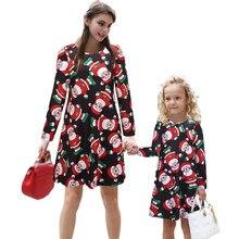 35ff0202e6d62 Mother Daughter Christmas Dress Promotion-Shop for Promotional ...