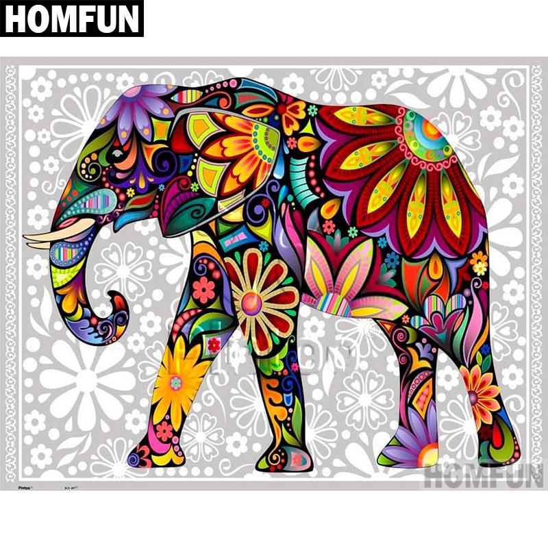 A04087        Color elephant