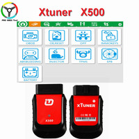 New XTUNER X500 Bluetooth Special Function OBD2 Car Diagnostic Works With Andriod PAD PC For ABS
