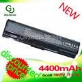 4400мач аккумулятор для ноутбука  Toshiba Satellite A300 A500 Pro L550 L450 L300 A200 A210 A350 L500 PA3534U-1BRS PA3535U-1BAS