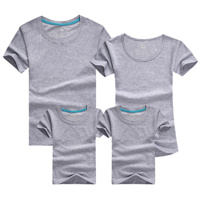 1pc Family Matching Baby And Mother Matching Clothes Solid