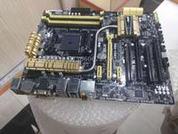 Asus A88X PRO FM2 + super power supply with set display