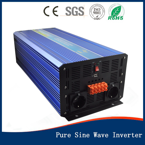 6000W Off Grid Inverter 12V/24V DC input 110/120V or 220/230/240V AC output Pure Sine Wave PV Inverter Solar Power Inverter 3kw off grid solar inverter 3000w pure sine wave inverter dc110v to ac100 110 120v or 220 230 240v solar wind inverter 3000w