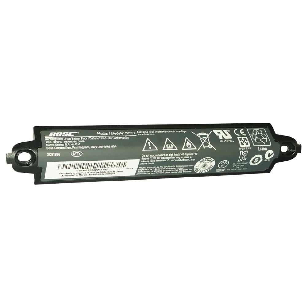 лучшая цена Hixon Battery for BOSE SOUNDLINK I II III 330107a 1930mAh Li-ion battery with PCB board