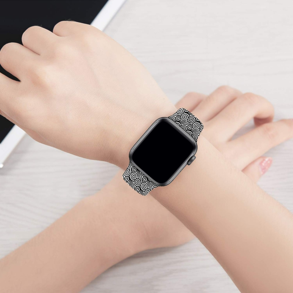 Floral Band for Apple Watch 297