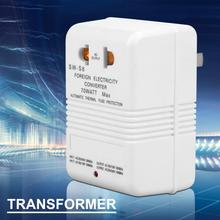 70W Voltage Converter 110V/120V to 220V/240V Step-Up&Down Voltage Converter Transformer Power Converter CN Standard Plug up and down transformer dropship st 500w 1500w 2000w home use 500w step 110v 220v to 220v 110v voltage converter power us plug