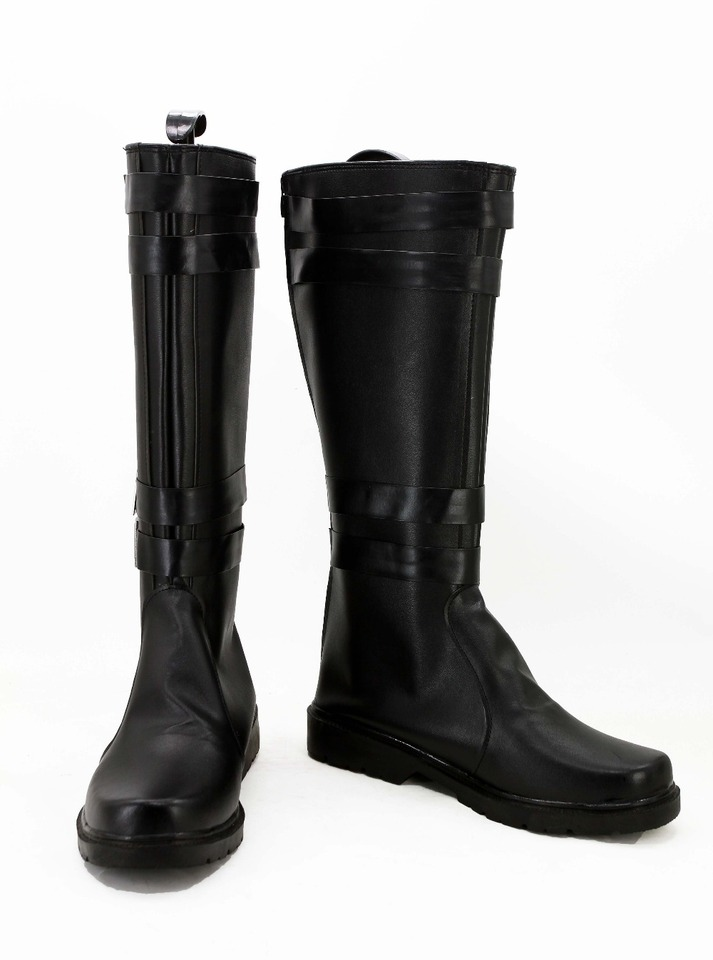 Star Cosplay Wars Cosplay Han Solo bottes chaussures sur mesure 34 taille f/éminine