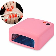 Professional Gel Nail Dryer High quality 36W UV Lamp 220V Curing Light Nail Art Tools Suitable For Hands And Feet Hot Sales