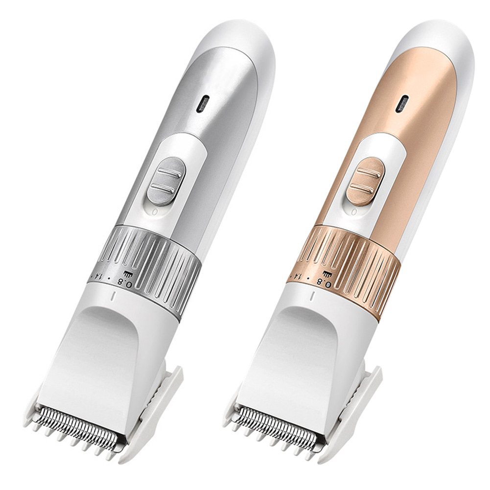 New Rechargeable Hair Clipper Waterproof Beard Electric Hair Razor Shaver Body Hair Mustache Shaving RazorHaircut