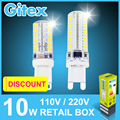 4Pcs G9 Led Bulb 220V 110V 5W 6W 7W 9W 10W 11W LED Lamp G9 SMD2835 LED Spotlight lamps G9 Replace 30/40W halogen lamp Bulb Light