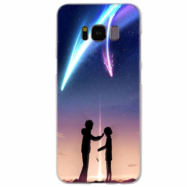 MEIBAI Kimi No Нава Прозрачный Футляр для Samsung Galaxy S8 чехол S7 S6 край S9 S8 Plus s6 Edge plus Galaxy Note 9 крышка