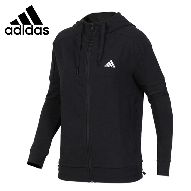 Original New Arrival 2018 Adidas ISC 3S HOODY Women's jacket Hooded Sportswear цена