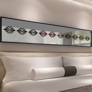 Image 4 - 10PC רב גודל כיכר עצמי דבק אריחי 3d מראה קיר מדבקות מדבקות פסיפס עיצוב הבית סלון מרפסת פוסטר קיר A1