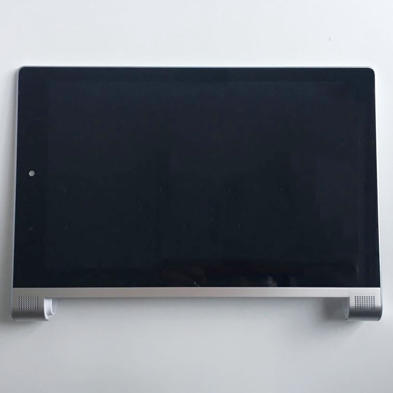 Подробнее о Silver For Lenovo YOGA2 Tablet 830 830F LCD Display Touch Screen Digitizer Assembly + Frame 8 inch for lenovo yoga tablet 2 830 830f lcd display panel touch screen digitizer tablet pc repairment free shipping