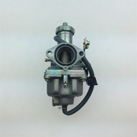 Alconstar 30mm Motorcycle Carburetor PZ30B Automatic damper with  Accelerating Pump for Dirt Bike ATV CG175 CG200 CG250 CQR