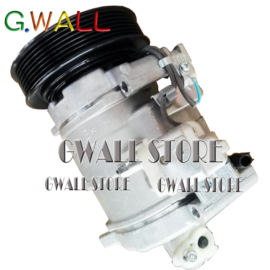 10SR15C AC A C Aircon Air Conditioning Compressor Cooling Pump PV6 For Honda Accord 3 5L V6 A C Compssor 4711637 4471909912 in Air conditioning Installation from Automobiles Motorcycles