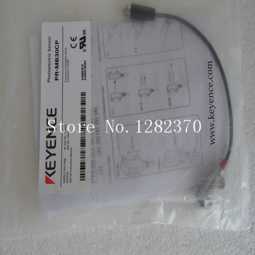 [SA] New original authentic special sales KEYENCE photoelectric switch PR-MB30CP spot[SA] New original authentic special sales KEYENCE photoelectric switch PR-MB30CP spot