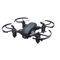 Foldable Mini RC Drone Altitude Hold G sensor Headless Mode One Key Return Quadcopter