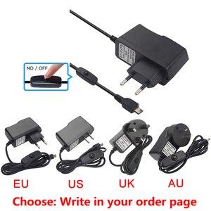 Image 5 - Raspberry Pi 3 Model B lub Raspberry Pi 3 Model B Plus deska + etui z ABS + zasilacz Mini PC Pi 3B/3B + z WiFi i Bluetooth