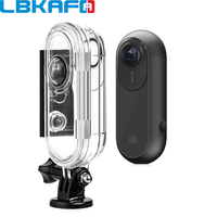 LANBEIKA Waterproof Housing Case For Insta360 One Camera Underwater Diving Protective Shell Box For Insta 360 One Accessories