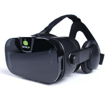3DVR glasses mobile game panoramic digital headset box virtual reality helmet