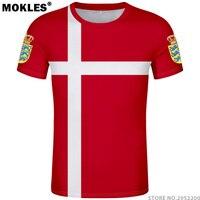 denmark-t-shirt-logo-free-custom-made-name-number-dnk-t-shirt-nation-flag-danish-kingdom-country-danmark-dk-print-photo-clothing