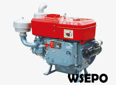 Factory Direct Supply! WSE-ZS1130 30HP Water Cooled 4-stroke Diesel Engine with Electric Start
