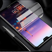For Huawei nova 4 3 3i P Smart Plus Honor 8X Play Mate20 P20 Mate 10 20 Lite Pro Screen Protector Film Silicone Hydrogel Sticker(China)