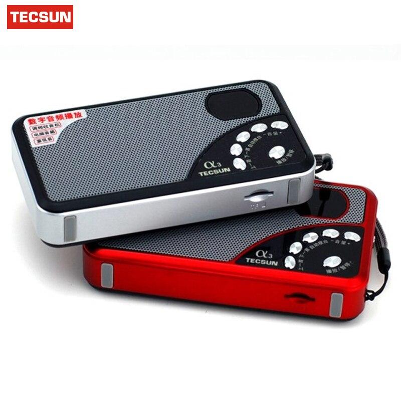 new tecsun a3 fm radio digital portable radio mini radio. Black Bedroom Furniture Sets. Home Design Ideas