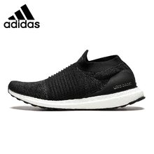 5fe6fd3ad Original New Arrival 2019 Adidas UltraBOOST LACELESS Unisex Running Shoes  Sneakers Outdoor Sports Cushioning Breathable BB6311