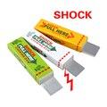 Piada Choque elétrico Shocking Goma de Mascar Puxe Cabeça Toy Presente Gadget Prank Truque Gag Engraçado FCI #