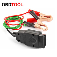 Universal OBD2 Automotive Battery Replacement Tool Car Computer ECU MEMORY Saver