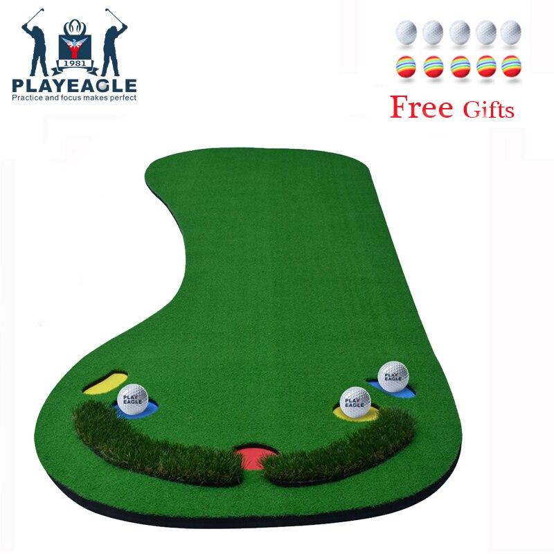 Aliexpress Com Buy Fungreen Golf Putting Mat 100x300cm