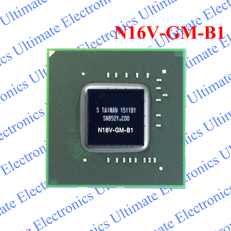 ELECYINGFO Used N16V-GM-B1 N16V GM B1 BGA chip tested 100% work and good qualityELECYINGFO Used N16V-GM-B1 N16V GM B1 BGA chip tested 100% work and good quality