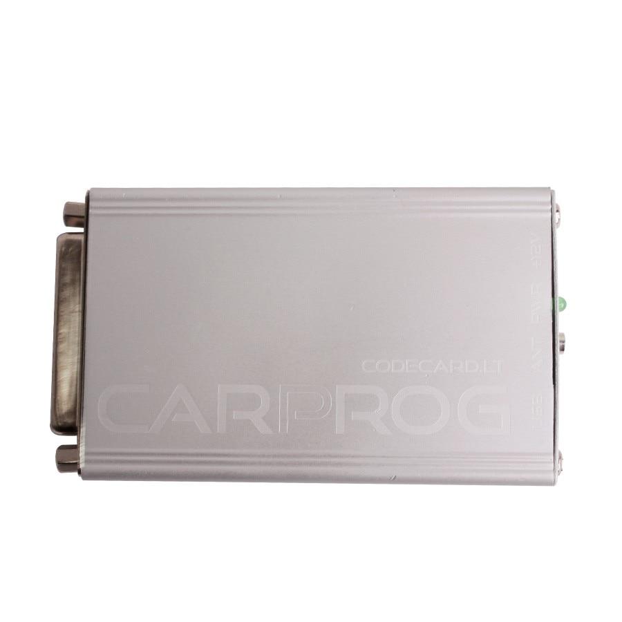 Цена за 2015 [качество +] лучший инструмент для авторемонта CARPROG V7.28 обновление V9.31 программист автомобиль прог без кабелей бесплатная доставка