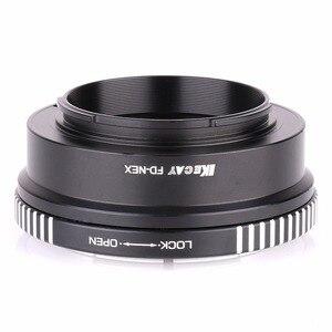 Image 2 - High PRECISION 4 FD NEX สำหรับ Canon FD เลนส์สำหรับ SONY NEX E Mount NEX3 NEX5 NEX 5N NEX7 NEX C3 NEX F3 NEX 5R NEX6 4