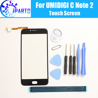UMIDIGI C Note 2 Touch Screen Glass 100 Guarantee Original Digitizer Glass Panel Touch Replacement For
