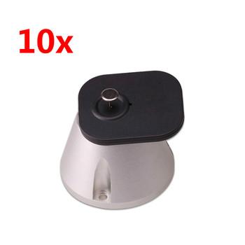 10 sztuk EAS anti-sklepowy Eas Rf 8 2mhz Tag twardy Tag mały kwadratowy etykieta bezpieczeństwa Labeland Tag tanie i dobre opinie OWGYML 1403159