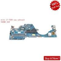Nokotion DCM40 LA F031P материнская плата для ноутбука hp 14 BF 14 bf058TX 930576 601 930576 001 Ноутбук PC 940 M X 2 GB