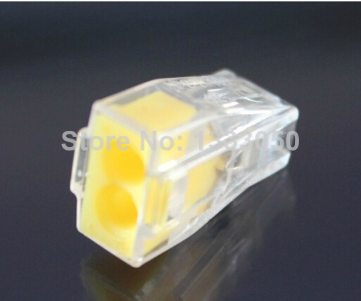 1-2.5 flat wire connector terminals hard wire junction box connector PCT-102 10 PCS empty 2 5 6 flat wire connector hard wire junction box terminals renovated our current air conditioning connector