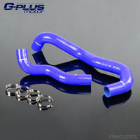 Silicone Radiator Hose Kit For Ford F250 6 0L Diesel Twin Beam 2003 2007 04 05