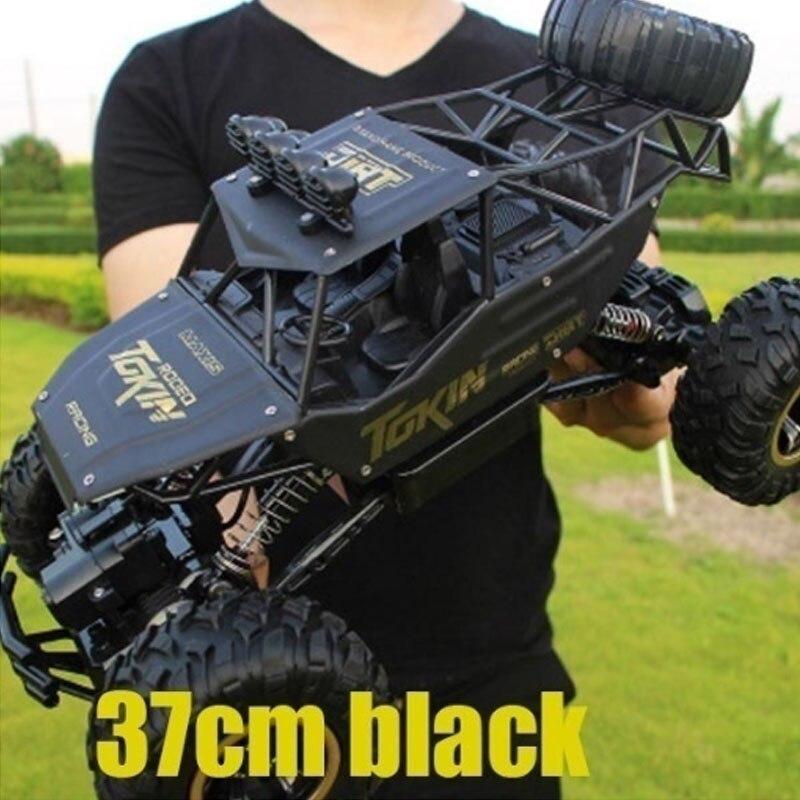 28 cm 37 cm RC voiture 1/12 1/16 4WD Rock Crawlers 4x4 conduite voiture Rc voiture jouets pour enfants haute vitesse