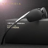 f97efede19c4e9 VEITHDIA Aluminum Magnesium Men S Sun Glasses Polarized Sports Driving Sun  Glasses Oculos Male Eyewear Sunglasses