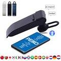 Peiko Übersetzen Kopfhörer Smart Stimme übersetzung 25 Sprachen instant Übersetzen Headset Wireless Bluetooth Kopfhörer übersetzer|Übersetzer|Verbraucherelektronik -