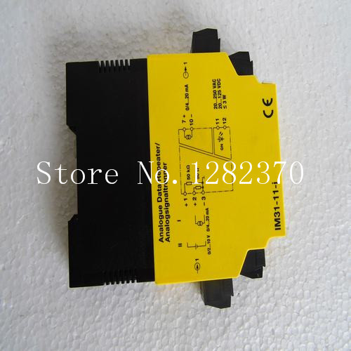 [SA] New original authentic special sales TURCK safety relays IM31-11-I spot [sa] new original authentic special sales turck safety relays im31 11 i spot